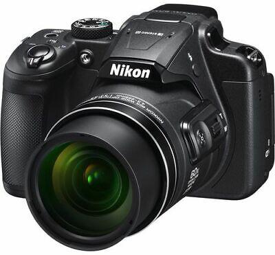 Nikon Coolpix B700 Black 20.2MP Digital Camera Nikon Factory Reconditioned READ