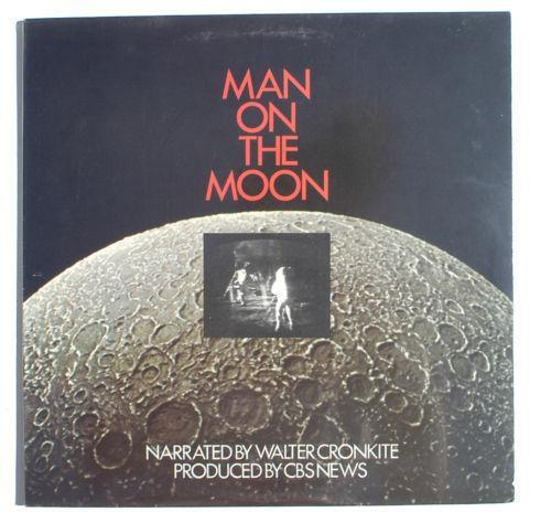 Man On The Moon Record Ebay