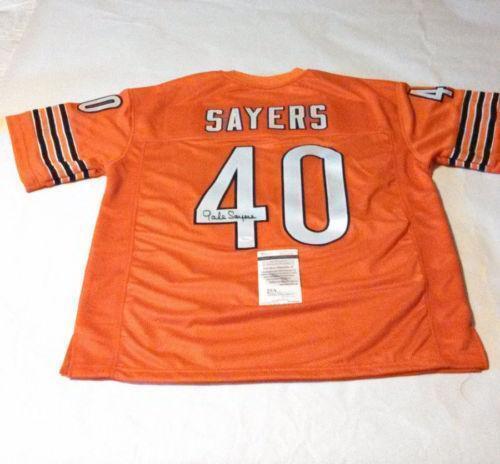 1d26fc04 Gale Sayers Jersey | eBay