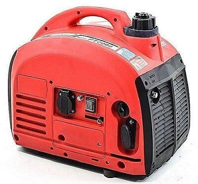 Stromerzeuger Stromgenerator Generator Notstromaggregat max 2000Watt