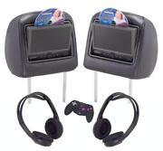 Ford Headrest Monitor