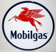 Mobil Oil Sign