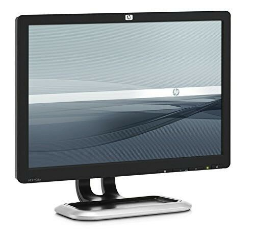 HP 19 inch TFT LCD Monitor VGA not HDMI or DVI (only VGA connection)