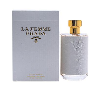 La Femme Prada by Prada 3.4 oz EDP Perfume for Women New In Box