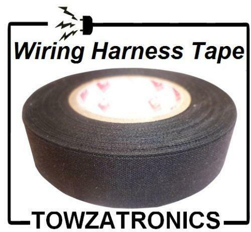 Silicone Tape Wiring Harness : Wiring harness tape ebay