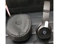 beats by dre black edition solo 3