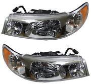 1998 Lincoln Town Car Headlights