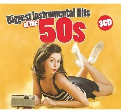Various Artists   Biggest Instrumental Hits Of T   Various  New Cd