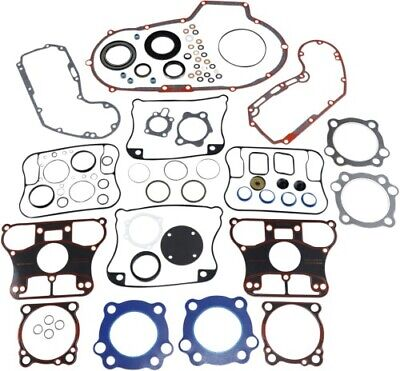 James Gaskets Motor /& Transmission Gasket Kit For Harley-Davidson JGI-17026-91