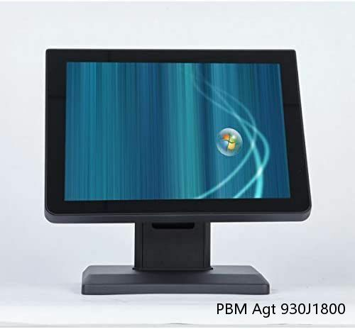 """PBM AGT-930J1800, POS All-in-One Computer, AIO PC, 15"""" Touchscreen,4G+64G SSD+++"""