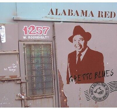 Alabama Red - Ghetto Blues [New CD]
