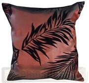 Maroon Cushion Covers