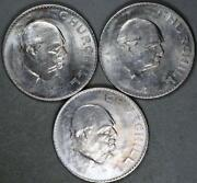 1965 Churchill Coin