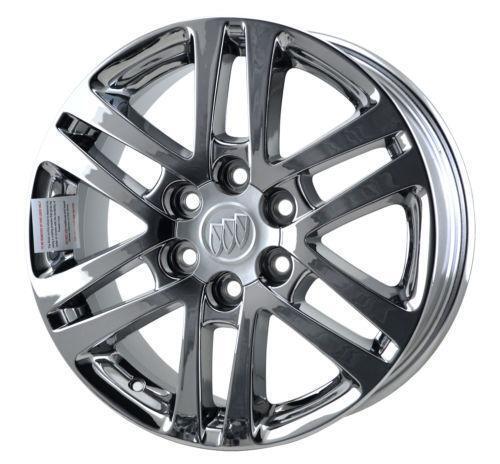 Buick Enclave Accessories 2011: Buick Enclave Wheels