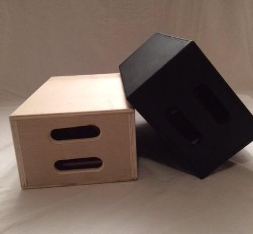 New Full Apple Box for Film/Stage/Studio Grip