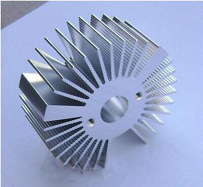2pcs 5w Watt Led Aluminium Heatsink Round