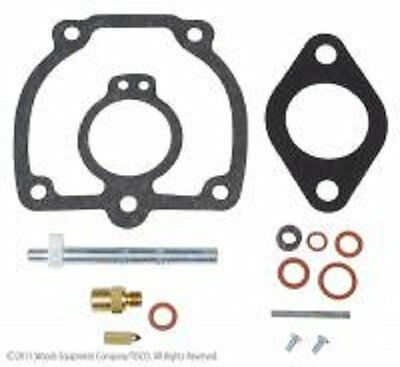 Bk12v Ih Farmall Super H M Mta 300 350 400 Ihc Carburetor Repair Kit Ihck01