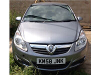 Vauxhall corsa 58 £1500 ono