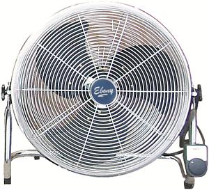 3 X Industrial Floor Fan 3 Speed - 450mm Diam., 240V,165W motor Little Bay Eastern Suburbs Preview