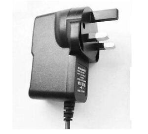 UK DC 12V 500mA Switching Power Supply adapter 100-240V AC Good!