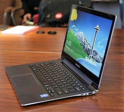 Samsung ATIV Book 9 Plus Ultrabook / i7 / UPGRADED 500GB 850 EVO / Touchscreen