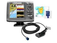 BRAND NEW Lowrance Hook 5, Fish finder&Navigation,Chart plotter