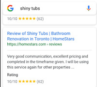 Top-Rated Bathtub and Tiles Reglazing/Refinishing Company.10%OFF