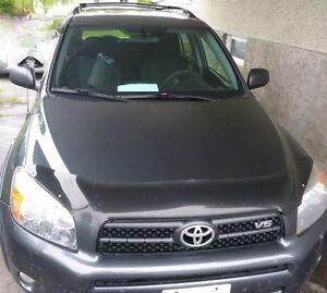 2008 Toyota RAV4 SUV, Crossover