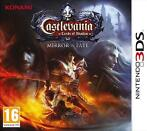 Castlevania Lords of Shadow Mirror of Fate (Nintendo 3DS)