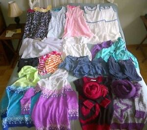 Twin Girls Clothing  Size 6-8