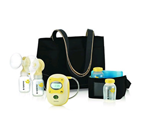 Medela Freestyle Double Breast Pump with Free Dr Browns Bottles