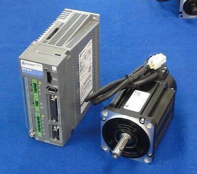 750w Nema34 Ac Servo Kit Cnc Router Lathe Mill Mach3 Free Usca Shipping