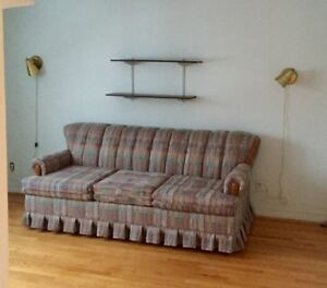 Free couch (hide-a-bed!)