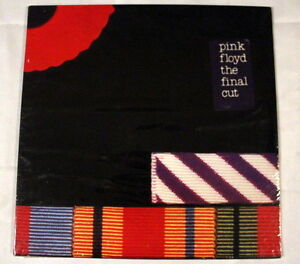 Pink Floyd *The Final Cut* 1983 QC38243 Canada 1st Press Sealed Stratford Kitchener Area image 5