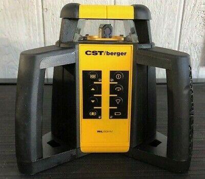 Cstberger Rl50hv Leveling Rotary Laser