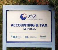 Best Price!!!XYZ Accounting & Tax services (CPA, CGA)
