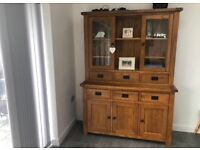 Oak sideboard dresser for sale and in excellent condition