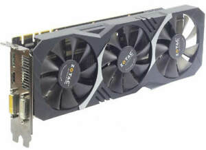 Geforce GTX 970 graphics card.