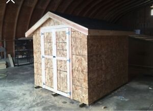 Need a shed built we can do it!