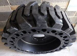 Solid Skid Steer Tires ONLY $685 each Kawartha Lakes Peterborough Area image 2