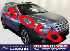 2015 Subaru Outback LIMITED | LOCAL VEHICLE | FULLY EQUIPPED | H