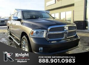 2014 Ram 1500 Longhorn Limited Heated/Cooled Leather Remote Star