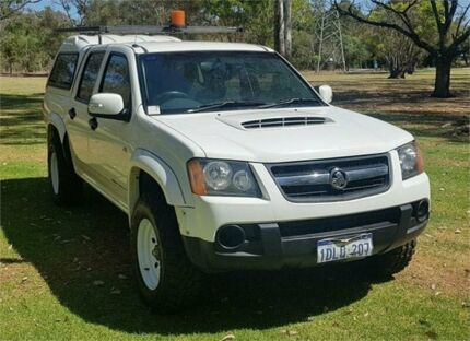 2010 Holden Colorado RC MY10 LX (4x4) 4 Speed Automatic Crew Cab Pickup Cannington Canning Area Preview