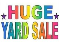 Huge Multi- Family Garge Sale