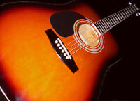 Acoustic Guitar Lessons : NW calgary