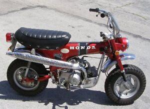 Honda CT 70 minibike