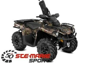 2019 Can-Am Outlander Mossy Oak Hunting Edition 570 HUNTING EDIT