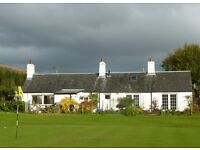 Cleaner / Housekeeper required for a holiday cottage
