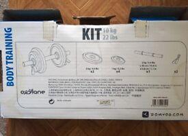 Body training kit 10kg