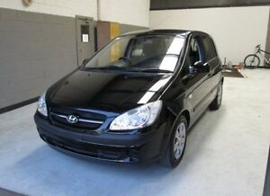 2006 Hyundai Getz TB Upgrade 1.4 Black 4 Speed Automatic Hatchback Epping Whittlesea Area Preview